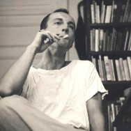 "Frank O'Hara, author of ""Lunch Poems,"" still in print 50 years later."