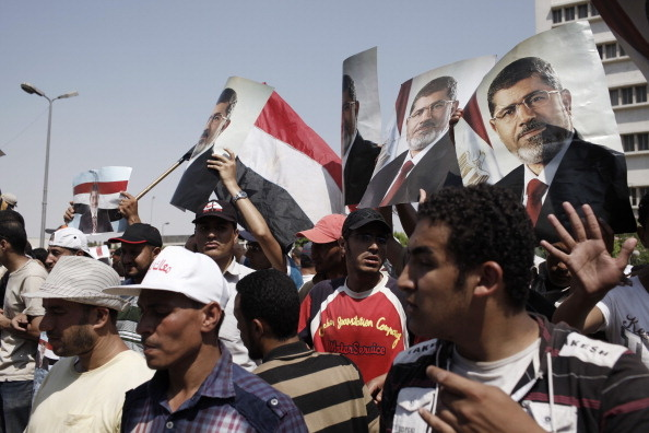 Egyptian President Morsi Ousted In Military Coup