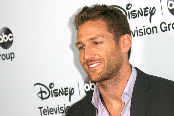 Juan Pablo Galavis attends the Disney ABC Television Group's 2014 winter TCA party held at The Langham Huntington Hotel and Spa on Jan. 17, 2014 in Pasadena.