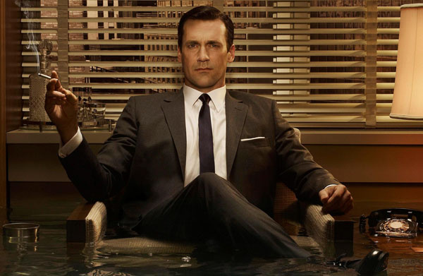 "Jon Hamm & Co. bring ""Mad Men"" back to AMC this Sunday in a 2-hour premiere"