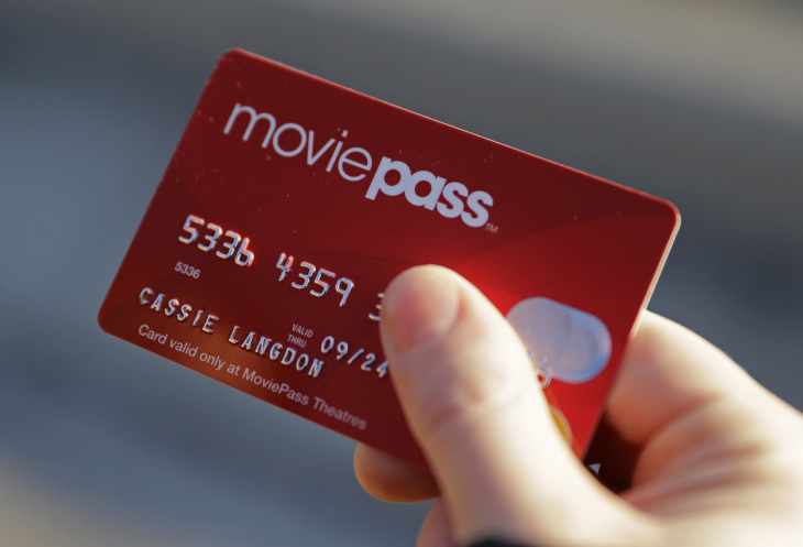 The popular MoviePass program has been forced to raise its subscription price as it copes with several competitors.