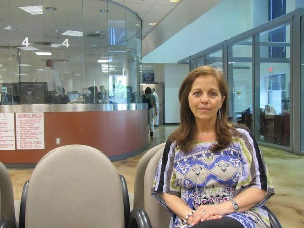 Carol Partiguian is the only staff Spanish interpreter for the Clark County public defender office. Budget cuts have prevented the office from hiring more interpreters despite a growing caseload of Spanish-speaking clients.