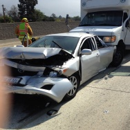 210 Freeway crash