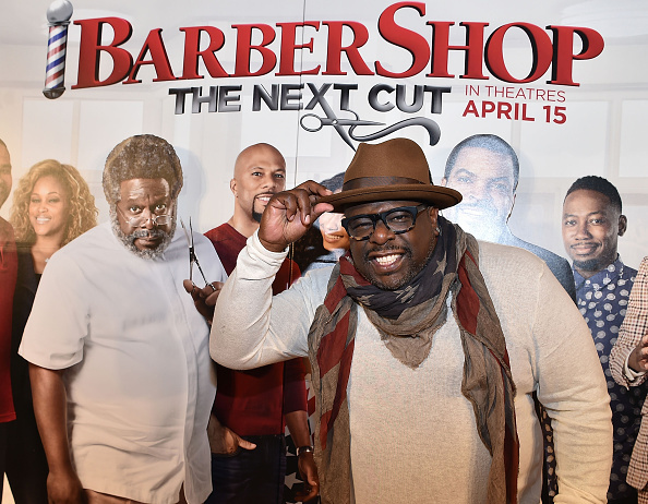 Cedric The Entertainer attends