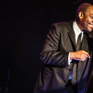 "Joe Morton plays comedian Dick Gregory in ""Turn Me Loose."""