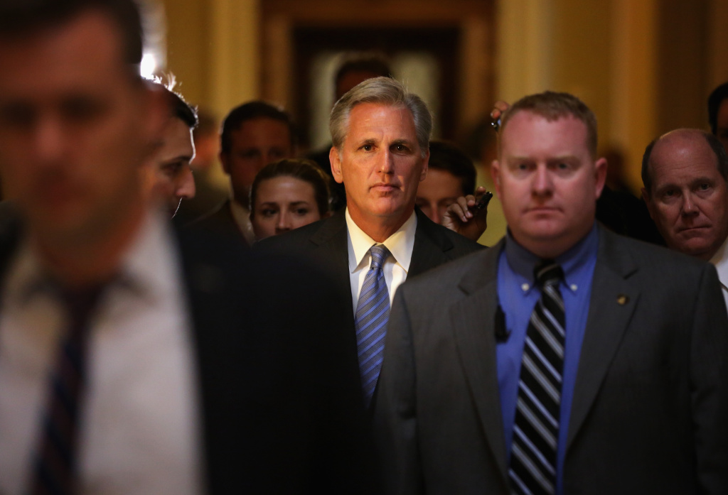 Nice McCarthy Elected GOP House Majority Leader; What It Means For Calif. | 89.3  KPCC