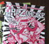 A small collection of Razorcake issues.