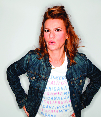 "Carpenter Performing Arts Center - Sandra Bernhard: ""Sandra Monica Blvd: Coast to Coast"""