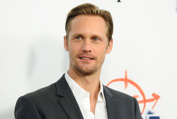 HOLLYWOOD, CA - MAY 28: Actor Alexander Skarsgard attends the premiere of 'The East' at ArcLight Hollywood on May 28, 2013 in Hollywood, California. (Photo by Jason LaVeris/FilmMagic)