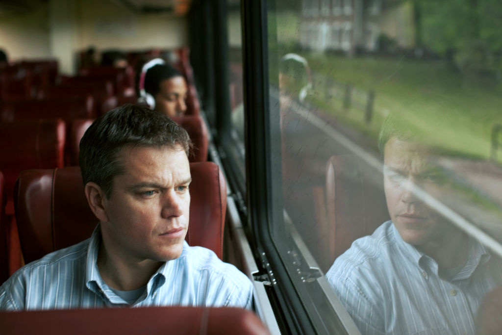 Still of Matt Damon in the film