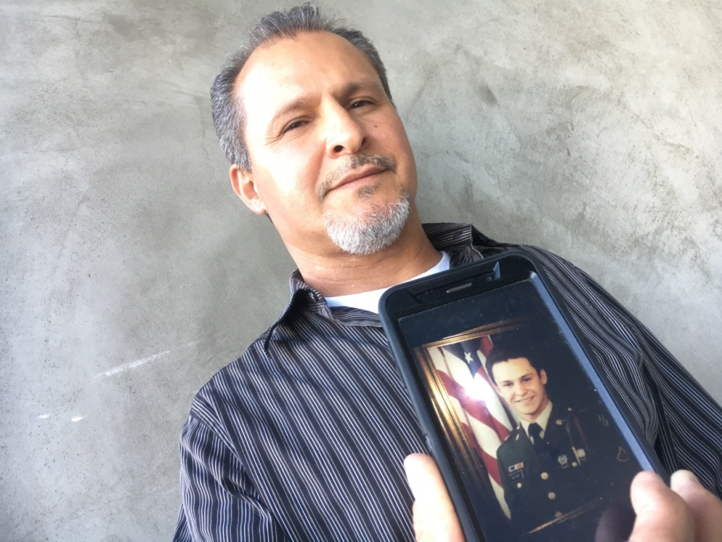 Army vet Mario Martinez, 54, is facing deportation after serving four years in California state prison. While serving in the Army in the 1980s, he was deployed to Germany as part of U.S. forces sent to guard the Berlin Wall.