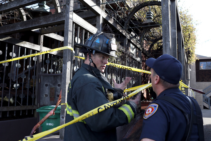 Famed Bay Area Restaurant Chez Panisse Damaged In Fire