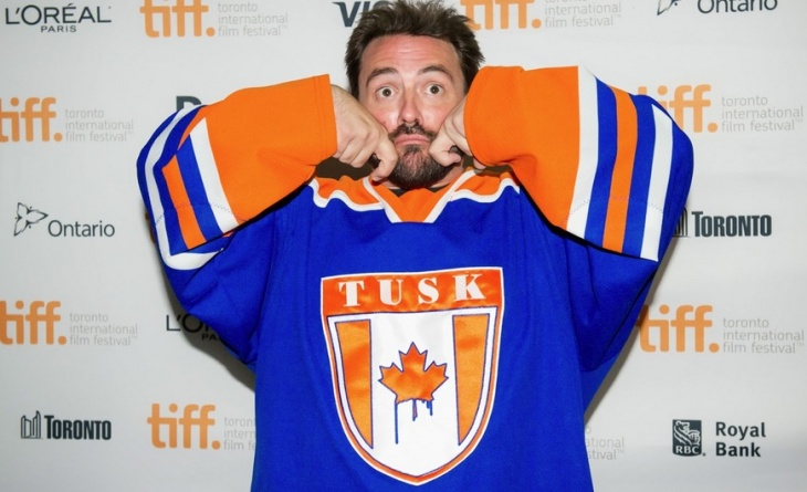 Justin Long stars in Kevin Smith's film
