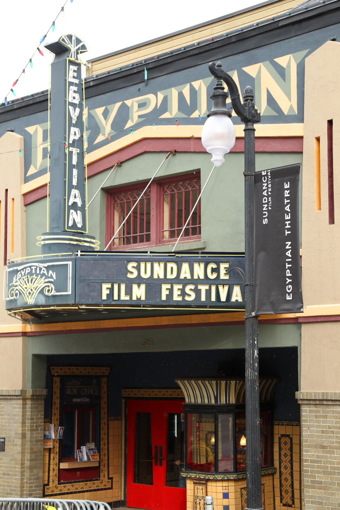 PARK CITY, UT - The 2012 Sundance Film Festival on January 18, 2012 in Park City, Utah.