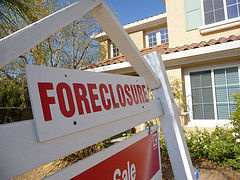 Have you recently bought or vacated a foreclosed house?
