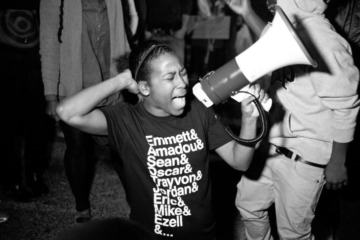 Activist Alexis Templeton in