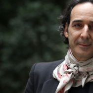 French film composer Alexandre Desplat p