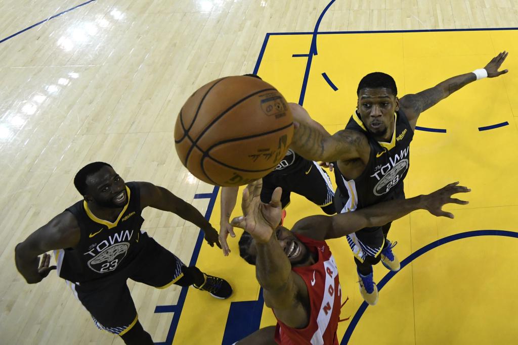 Kawhi Leonard in the 2019 NBA Finals