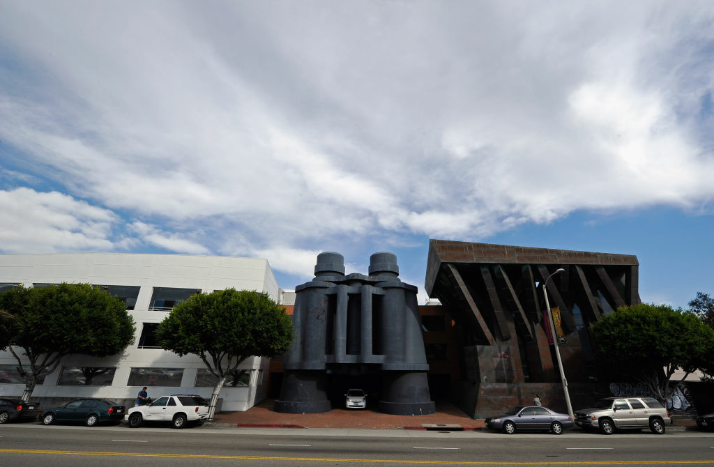 The Binoculars Building, designed by famed architect Frank Gehry, now anchors Google's presence on Silicon Beach.