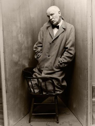 John Malkovich as Philippe Halsman's Salvador Dalí.