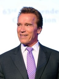 Former California Governor Arnold Schwarzenegger will play host to the first USC Schwarzenegger Institute for State and Global Policy symposium.