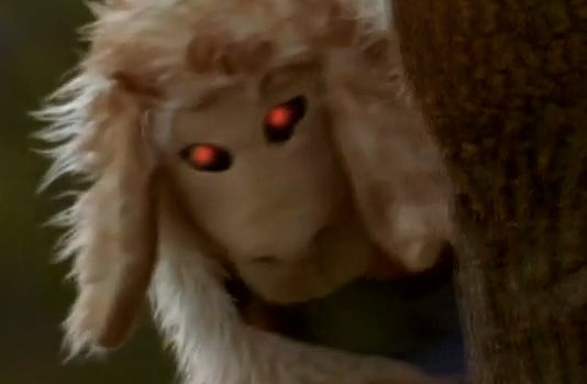 Demon Sheep ad produced by Fred Davis' company Strategic Perception Inc. for the 2010 Carly Fiorina U.S. Senate campaign.