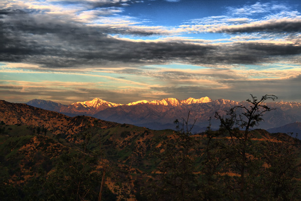 The San Gabriel Mountains have been designated as a national monument.