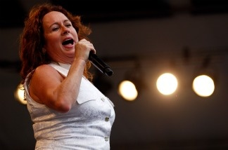 Teena Marie performs at the 2010 New Orleans Jazz & Heritage Festival on May 1, 2010.