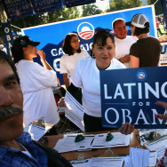 Democrats Court Latino Vote At Mexican Independence Celebration
