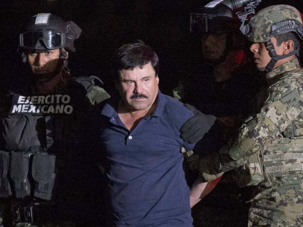 File: Drug kingpin Joaquin