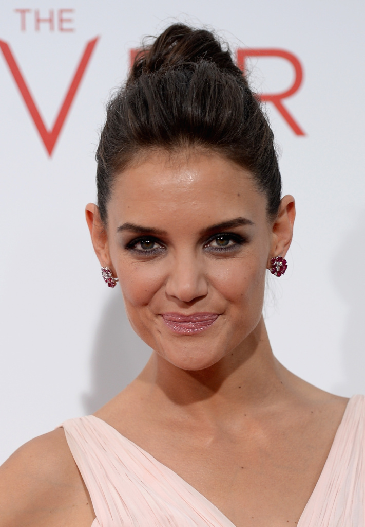 Actress Katie Holmes attends
