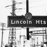 """Lincoln Heights circa 1980. Today, the neighborhood where a top Confederate general once lived is called Lincoln Heights. In 1917, residents voted unanimously to change the name from """"Enchanted Hill."""""""