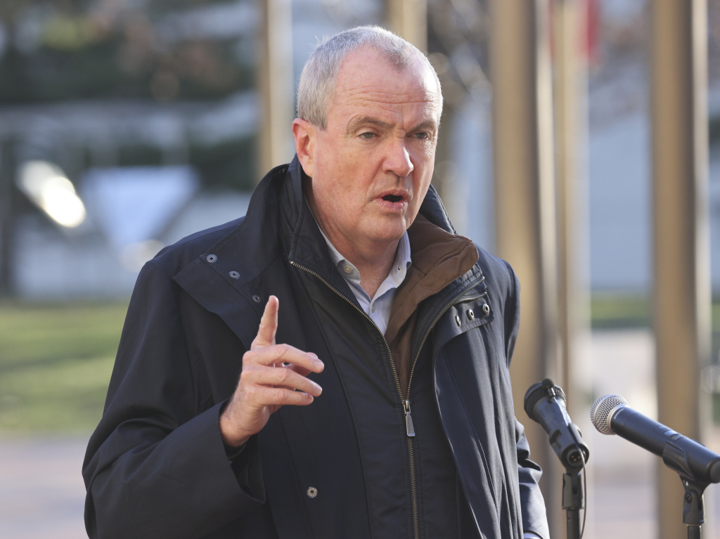 N.J. Gov Phil Murphy, seen above on Dec. 15, 2020, has announced the closing of the Edna Mahan Correctional Facility for Women. The prison has