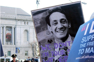 Kern High School District has decided not to honor Harvey Milk Day.