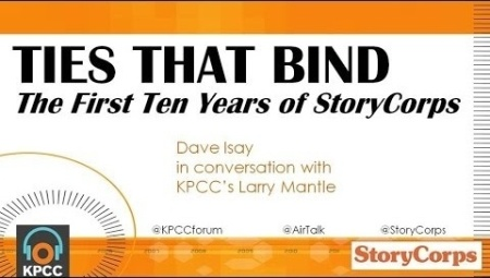 Ties That Bind: The First 10 Years of StoryCorps