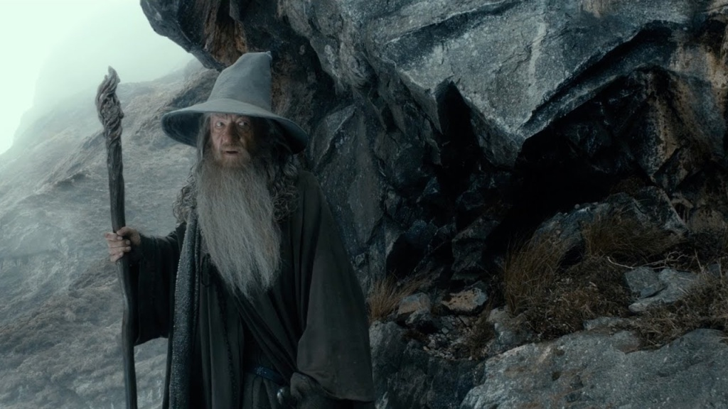 The second in a trilogy of films adapting J.R.R. Tolkien's classic