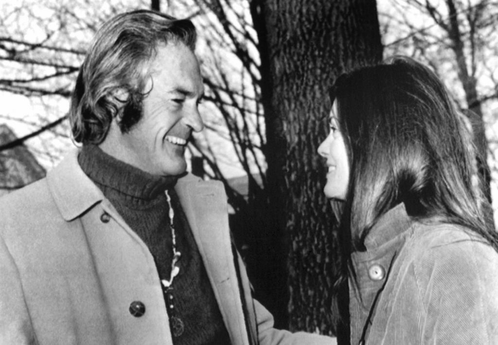 Timothy Leary talks with his wife Rosemary in December 1967 after he was arraigned on various charges concerning the possession and sale of dangerous drugs. Leary taught psychology at Harvard and was an early advocate of LSD experimentation. By 1960 was doing experiments with LSD and other hallucinogens, first on prison inmates and then on himself and his friends.