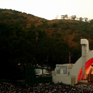 Do you like the new screens at the Hollywood Bowl, or do you prefer the old ones?
