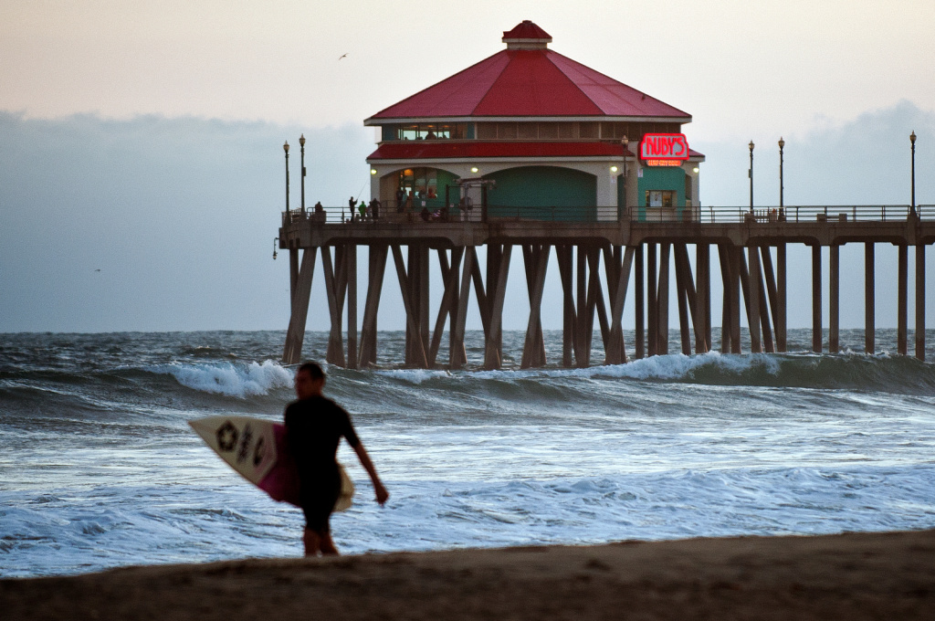 The city of Huntington Beach sued the state of California earlier this year, arguing that as a charter city, it should not have to comply with the so-called state sanctuary law. An Orange County Superior Court judge sided with the city this week.