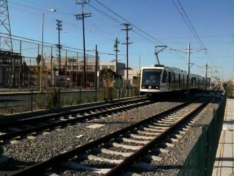 Testing the Metro Expo