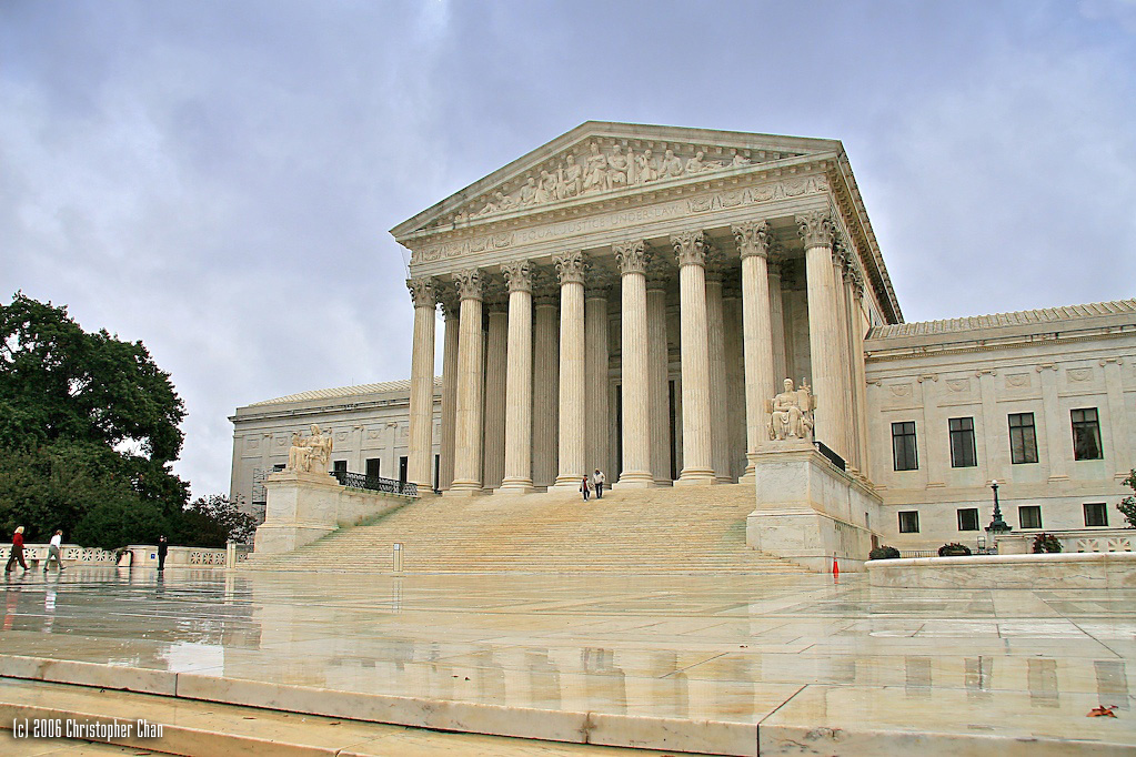 The U.S. Supreme Court has taken up the cases of two minors who committed serious crimes. On Monday, the court will consider whether sentencing young criminals to life in prison without parole violates the 8th amendment.