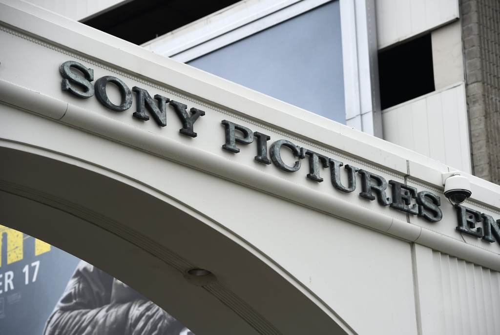 The entrance of Sony Pictures Studios in Culver City. In December, 2014, hackers invoked the 9/11 attacks in a threat against Sony, warning the studio not to release a film that had angered North Korea.