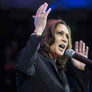 Kamala Harris Election Night -
