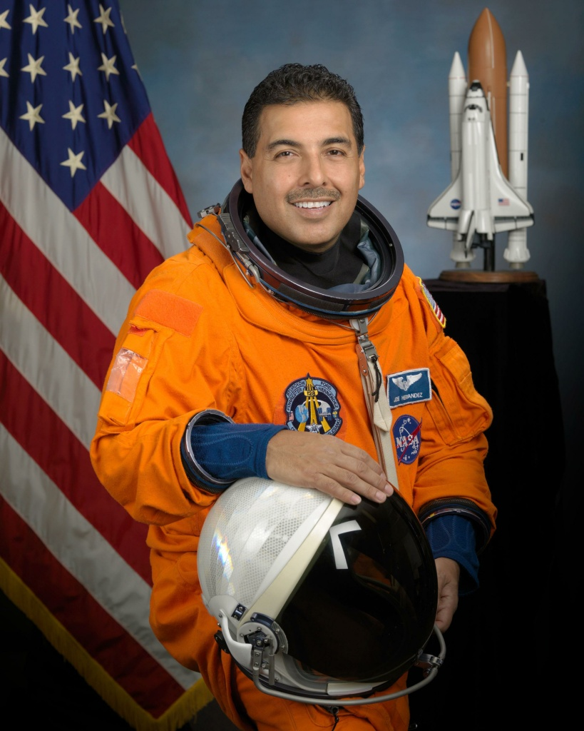 Former NASA Astronaut Jose Hernandez is running for Congress as a Democrat in a Central Valley district with a growing Latino population.