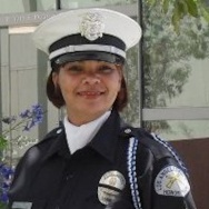 Rosalind Curry LAPD Funeral Director
