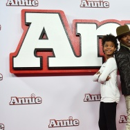 BRITAIN-ENTERTAINMENT-CINEMA-ANNIE