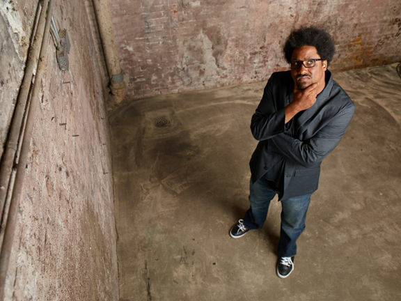 Socially-charged comedian and TV showrunner W. Kamau Bell performs at The Largo on Friday, December 7.