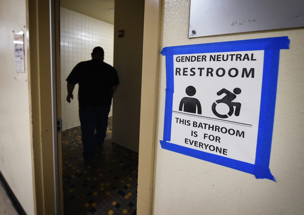 Document Trump Administration Rescinds Obama Rule On Transgender Bathroom Use But California