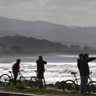 Earthquake In Japan Prompts Tsunami Warning For California Coast
