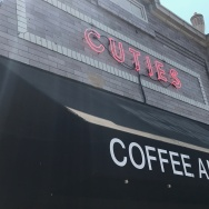 Cuties coffee bar, located in East Hollywood, wants to be an inclusive space for the LGBTQ community.